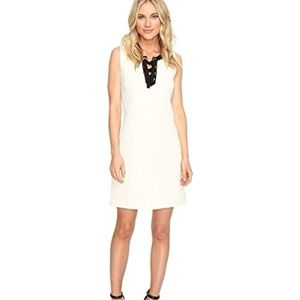 NWT KENSIE Mini Quilted Jersey Dress